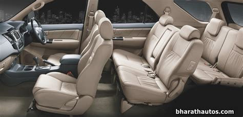 Cover Mobil Indoor Toyota Fortuner G Trd 2010 Berkualitas toyota introduces fortuner with a new 5 speed automatic