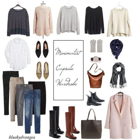 minimalist capsule wardrobe capsule wardrobe winter capsule wardrobe and fashion