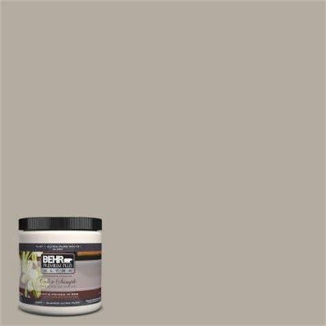 behr premium plus ultra 8 oz ul260 8 taupe interior exterior paint sle ul260 8