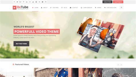 youtube themes gallery best youtube wordpress themes images wordpress themes
