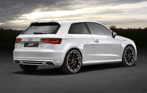 Audi As3 by Abt 2012 Audi As3