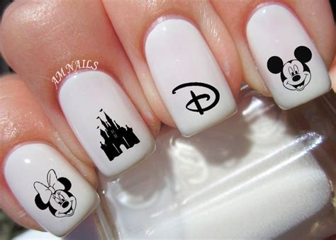 Disney Nail Transfers