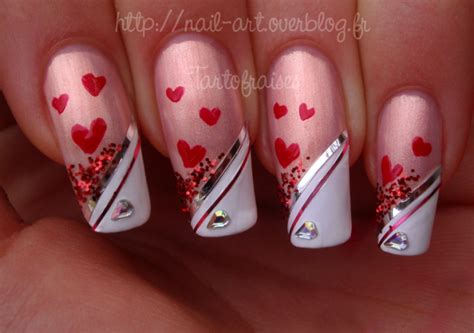 valentines day nail designs s day nail entertainmentmesh
