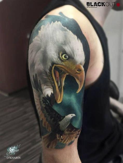 tattoo baby eagle bald eagle tattoo