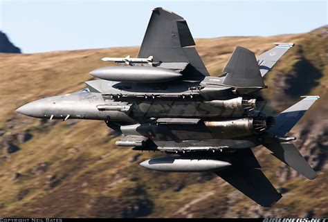 boeing f 15e strike eagle usa air aviation photo 2013965 airliners net