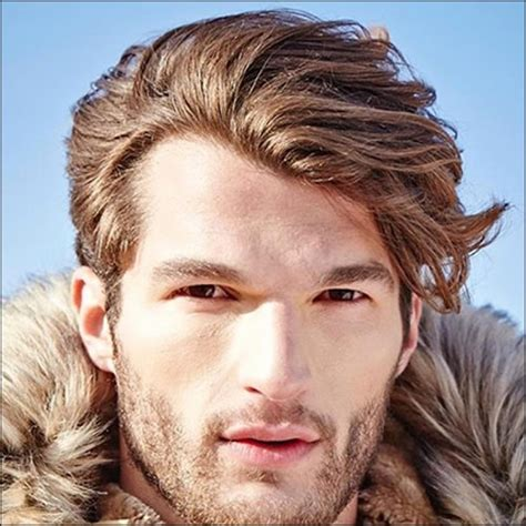 hairstyles for guys medium length the 60 best medium length hairstyles for men improb