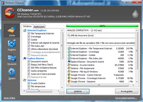 ccleaner and windows 10 ccleaner free download italiano windows 10 gratis
