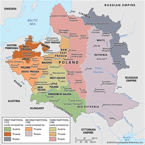 Poland A History by Prussia History Maps Definition Britannica