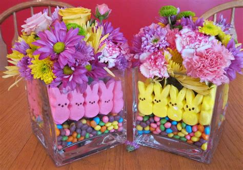 easter centerpiece ideas decoration easter centerpieces with candy colors easter