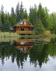 lake cabin small house plans modern