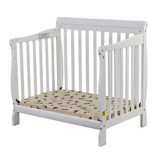 Dream On Me Dream On Me Aden Convertible 3 In 1 Mini Crib 3 In 1 Mini Crib