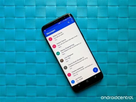 best android messenger best text messaging apps for android as of january 2018 android central