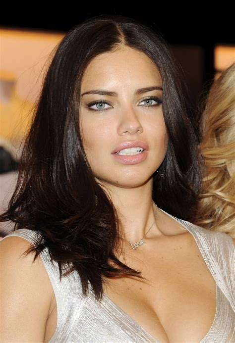 adriana lima hairstyles pictures 12 capellistyleit fashion adriana lima hairstyles