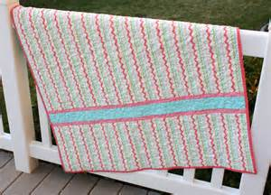 Quick and easy baby quilt tutorial diary of a quilter a quilt blog