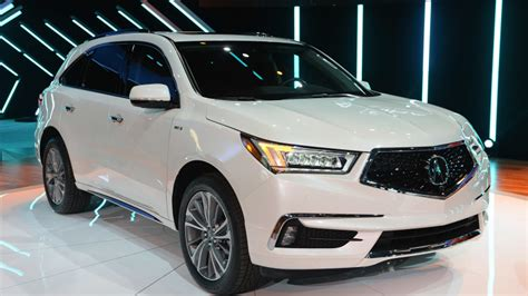 2017 acura mdx 2017 2018 honda cars reviews