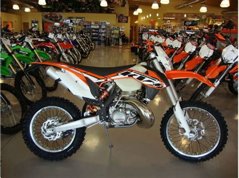 Ktm 200 Xc W For Sale 2014 Ktm 200 Xc W For Sale On 2040motos
