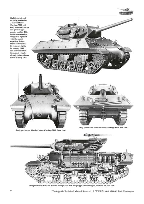 s tank destroyers images of war books u s ww ii m10 and m10a1 tank destroyers tankograd