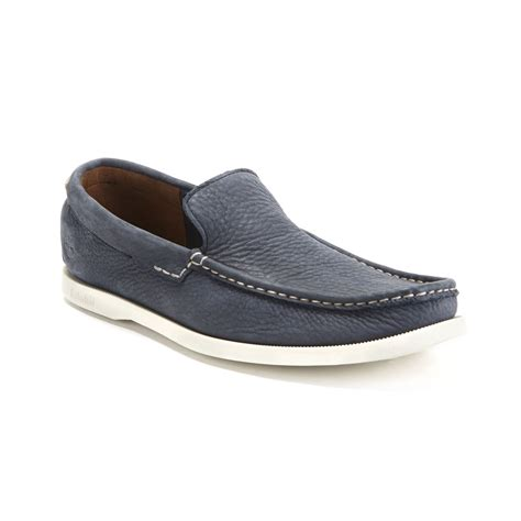 timberland loafers timberland earthkeepers heritage venetian loafers in blue