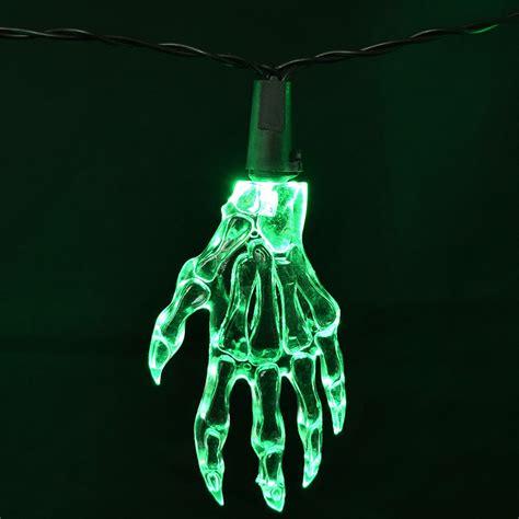 skeleton string lights string lights spooky lights 5 5