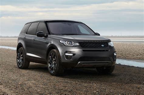 2017 Land Rover Discovery Sport Gets Tracking App Autocar