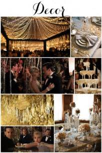 Linen lace amp love great gatsby themed wedding