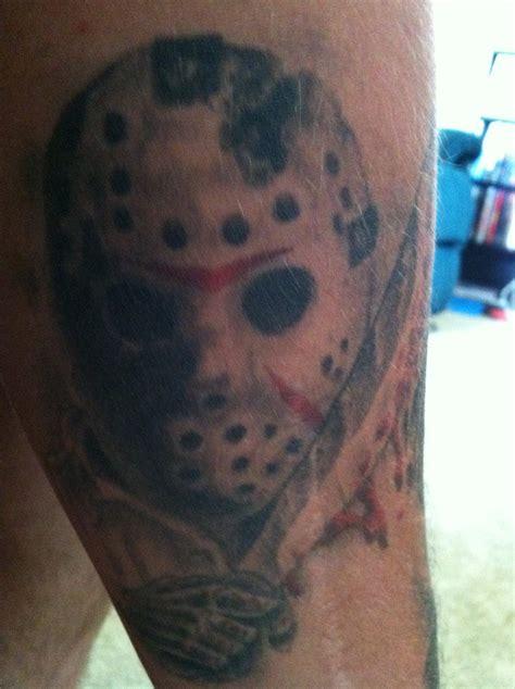 jason voorhees tattoos jason voorhees
