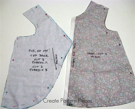 clothes pattern creator pinafore dress pattern for child create pinafore pattern