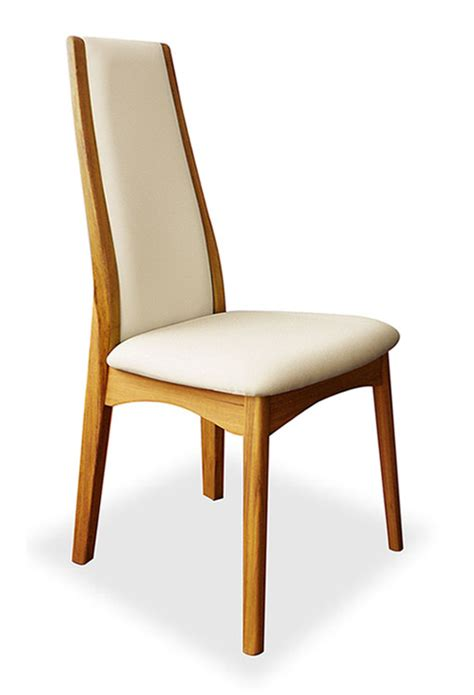 Upholstered Dining Chairs by Dining Table Zen Teak Dining Table