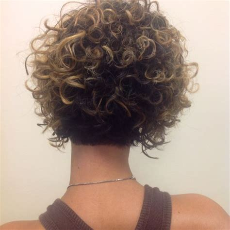 curly and short haircut showing back 451 best images about curls rock on pinterest naturally