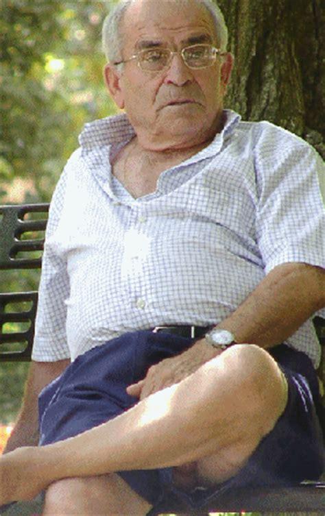 grandfather cock bulge nation