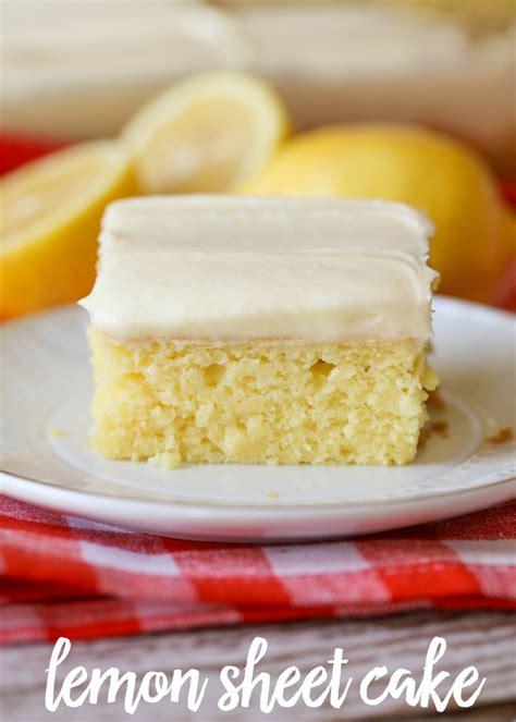 Lemon Cake 1 lemon cake