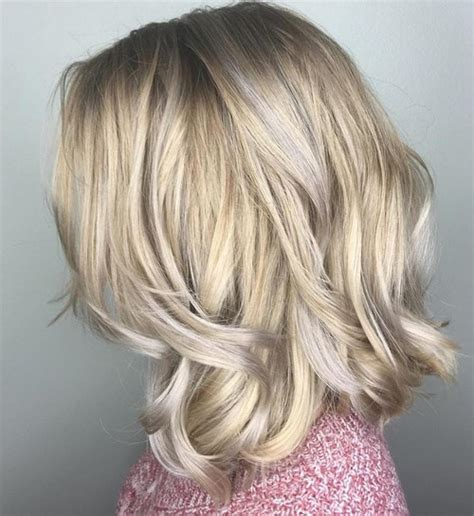 blonde hair with silver highlights the best winter hair colors you ll be dying for in 2017