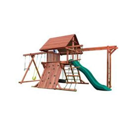 heartland swing set heartland playsets 5 star admiral b expandable residential