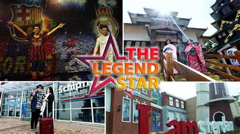 legend star tiket wahana januari  travelspromo