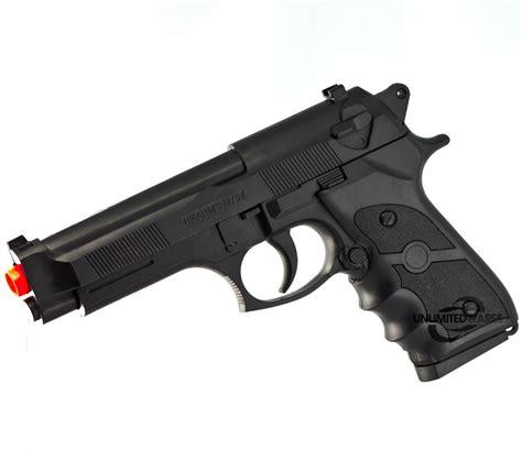 Water Gun Iron Pistol Air ukarms m9 92 fs beretta size airsoft pistol