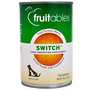 switching puppy food fruitables switch food transition supplement dogs cats can food 15 oz entirelypets