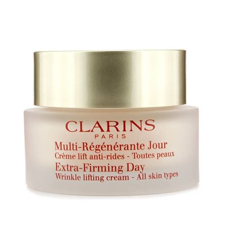 Clarins Firming Day 50ml Original clarins firming day wrinkle lifting all skin