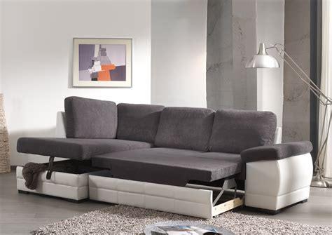 canapé angle gris et blanc chambre gris fonce et blanc
