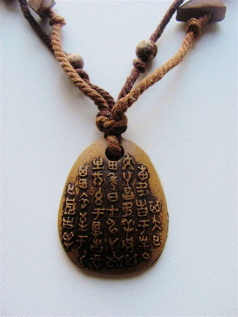 large pendants for jewelry tribal mystique large pendant brown s necklace