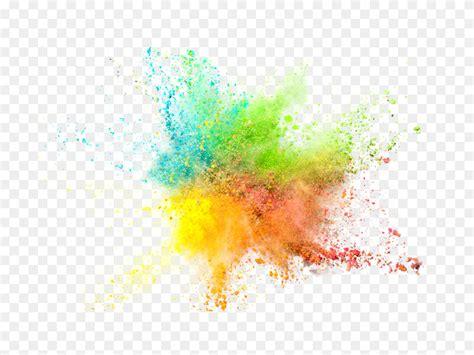 color powder color powder dust explosion cc0 computer wallpaper sky