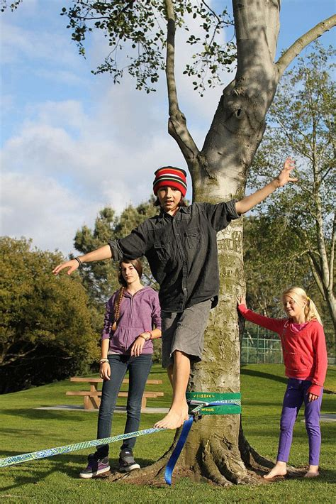 backyard tightrope 94 best diy climbing frames images on pinterest play