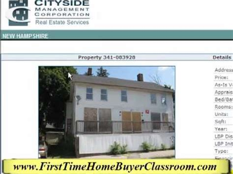 how to find hud homes for 100 dollars