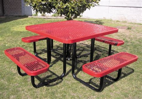 commercial picnic tables and benches picnic table information commercial site furnishings