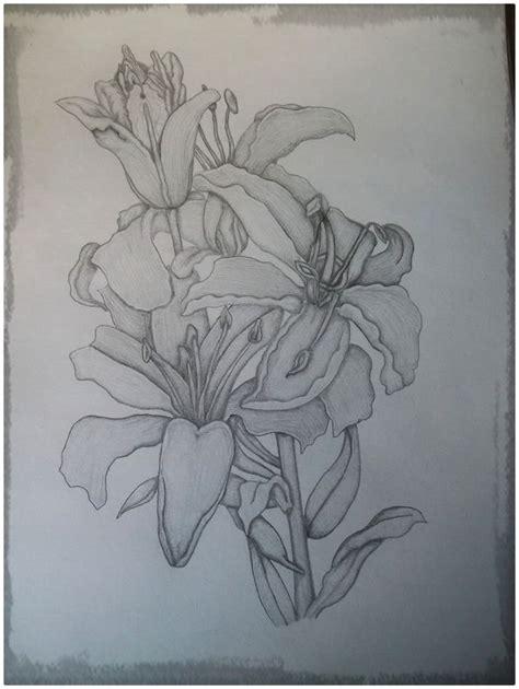 imagenes a lapiz flores como dibujar flores a lapiz para regalar dibujos de amor