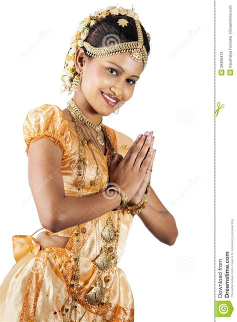 srilanka stock image image  indoor bride