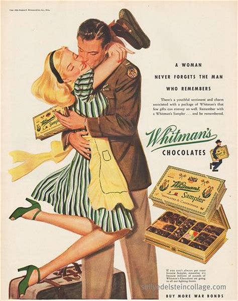 vintage tv commercials from the 1940s 50s 7 ads 1940s advertising and soldiers coming home on pinterest