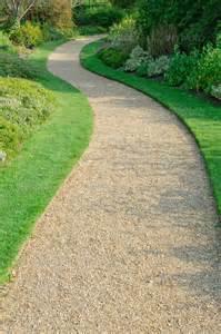 Gravel garden easy garden path english garden gravel path garden