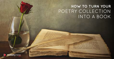 turn your into books how to turn your poetry collection into a book