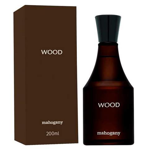 Parfum Wood wood mahogany cologne a fragrance for 2011