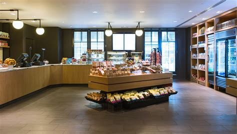 Downtown Food Pantry by Unconventional The Marriott St Louis Grand Hotel Confers